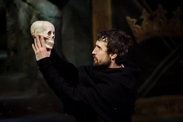 Rep. Scott Clem attempts to persuade his dead friend Yorick that the nation is on the verge of collapse